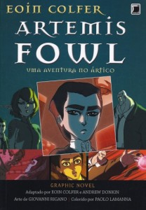 Artemis Fowl The Arctic Incident Graphic Novel