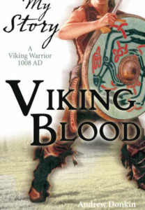 Cover of Viking Blood by Andrew Donkin