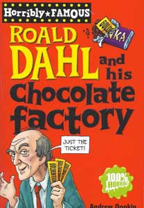 Roald Dahl and the Chocolate Factory